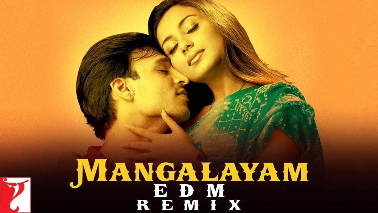 Manglyam Edm Lyrics - Krishnakumar Kunnath (K.K), Kunal Ganjawala, Shaan, Srinivas
