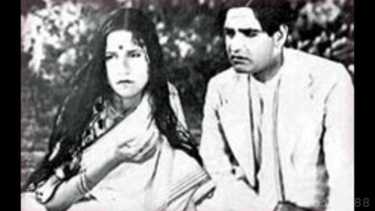 Mann Kee Bat Batau Lyrics - Kundan Lal Saigal, Uma Shashi