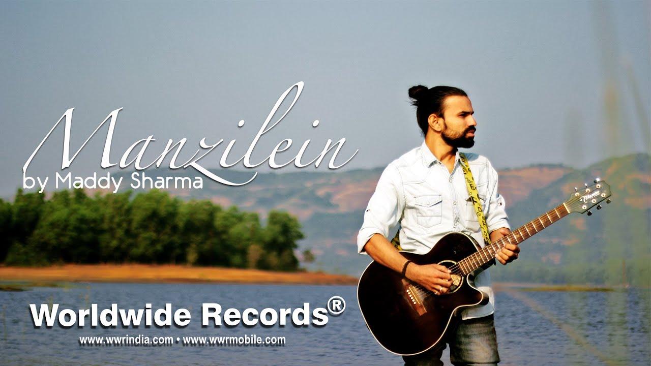 Manzilein (Title) Lyrics - Maddy Sharma