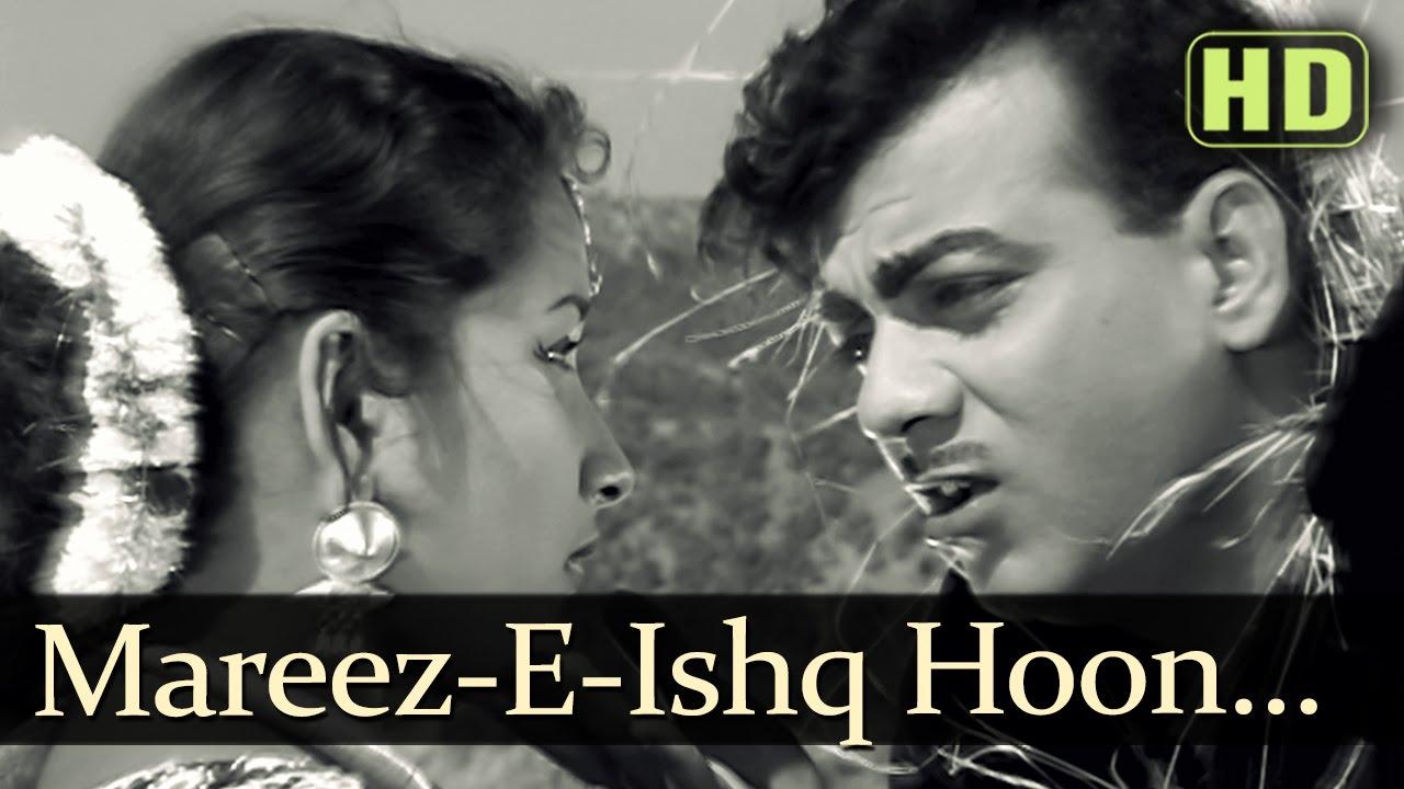 Mareez E Ishq Hoon Lyrics - Mohammed Rafi