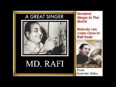 Mat Samajh Mujhe Tu Kangala Lyrics - Asha Bhosle, Mohammed Rafi