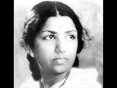 Mata Tere Charno Mein Lyrics - Lata Mangeshkar