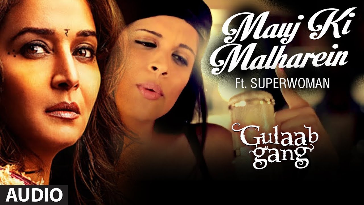 Mauj Ki Malharein Lyrics - Chaittali Shrivasttava, Sadhu Sushil Tiwari, Superwoman