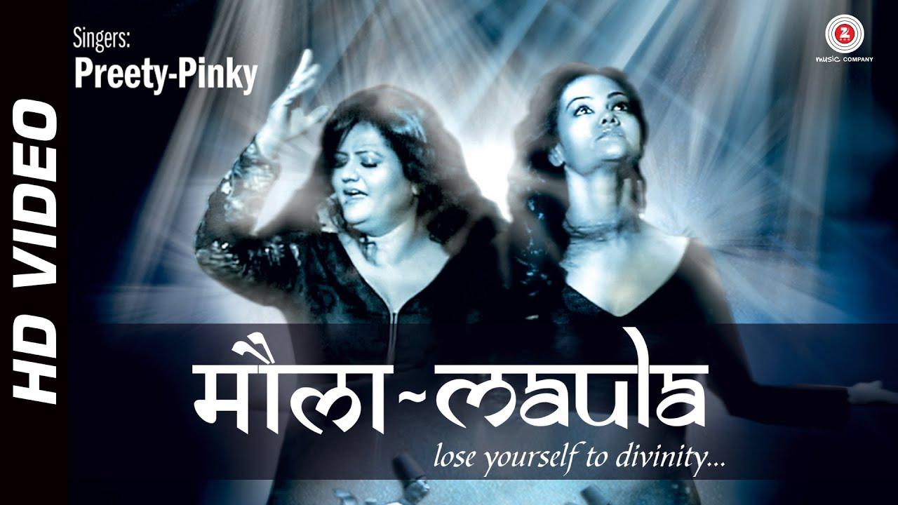 Maula Maula (Title) Lyrics - Preeti & Pinky