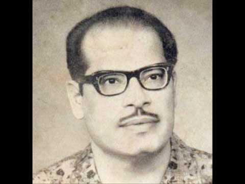 Meethi Meethi Yaad Teri Lyrics - Prabodh Chandra Dey (Manna Dey)