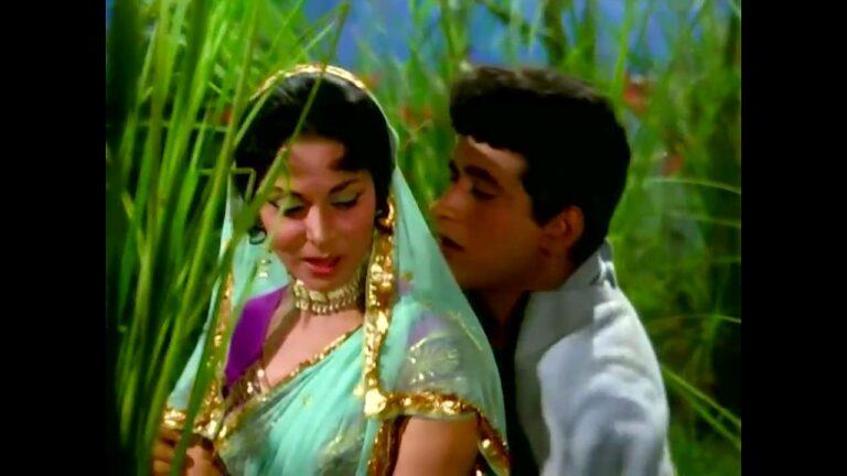 Mehboob Mere Lyrics - Lata Mangeshkar, Mukesh Chand Mathur (Mukesh)