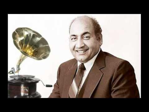 Mehfil Mein Tera Lyrics - Jyoti Matwankar, Mohammed Rafi