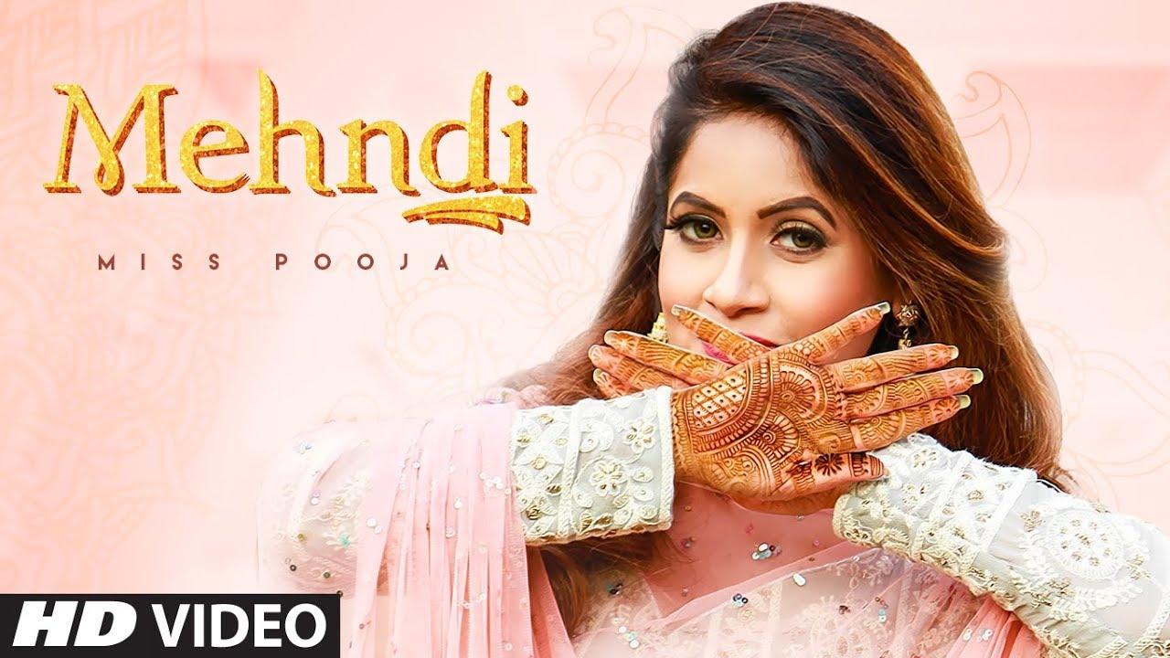 Mehndi (Title) Lyrics - Miss Pooja