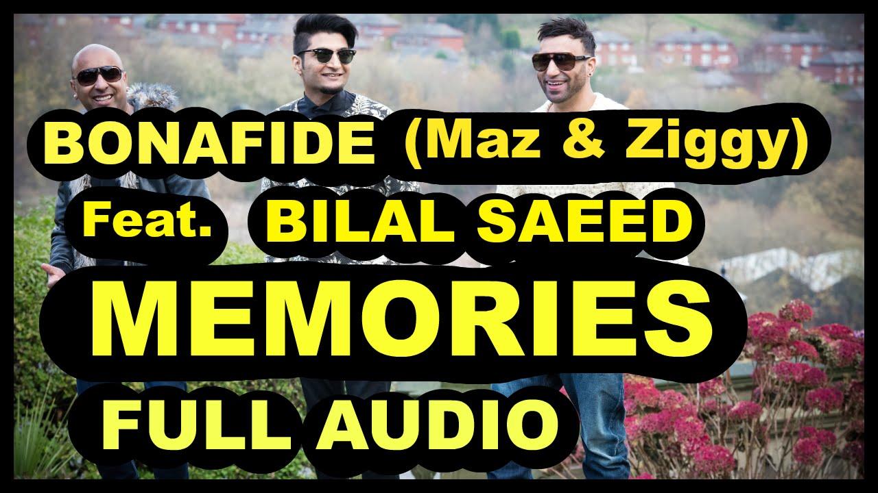 Memories (Title) Lyrics - Bonafide, Maz, Ziggy