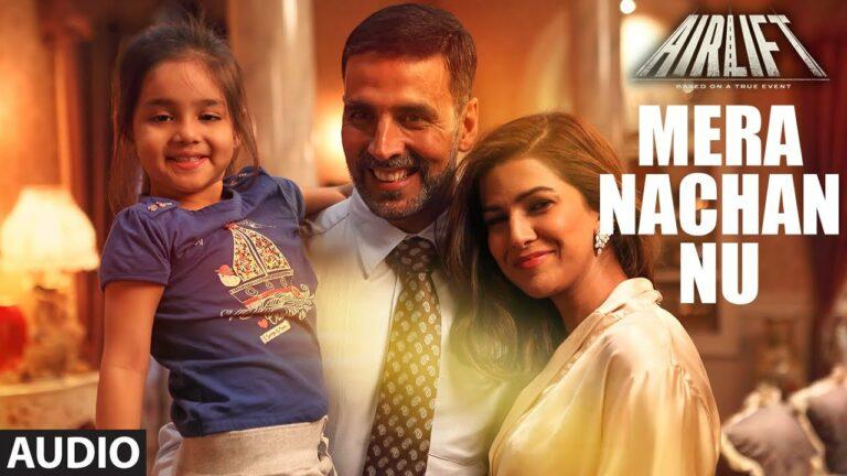 Mera Nachan Nu Lyrics - Amaal Mallik, Brijesh Shandilya, Divya Kumar