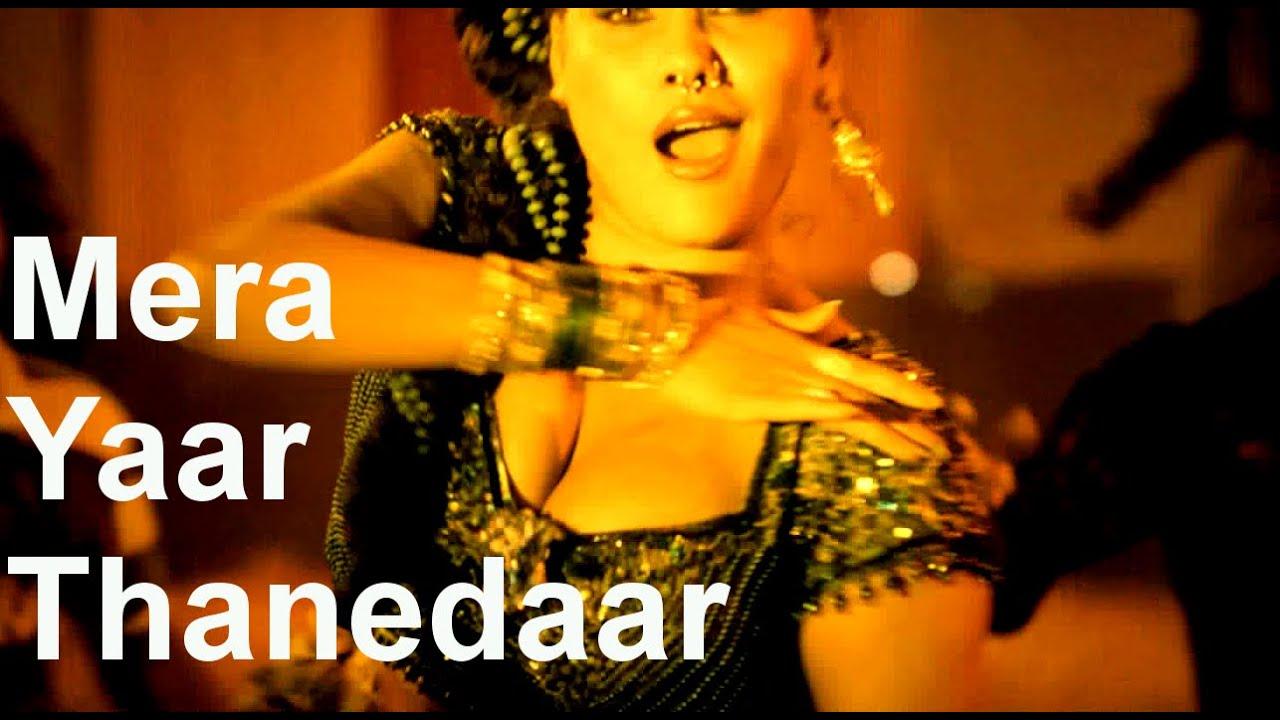 Mera Yaar Thanedaar Lyrics - Jaan Nissar Lone, Rani Hazarika