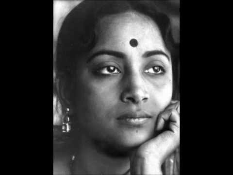 Mere Dil Mein Lyrics - Geeta Ghosh Roy Chowdhuri (Geeta Dutt)