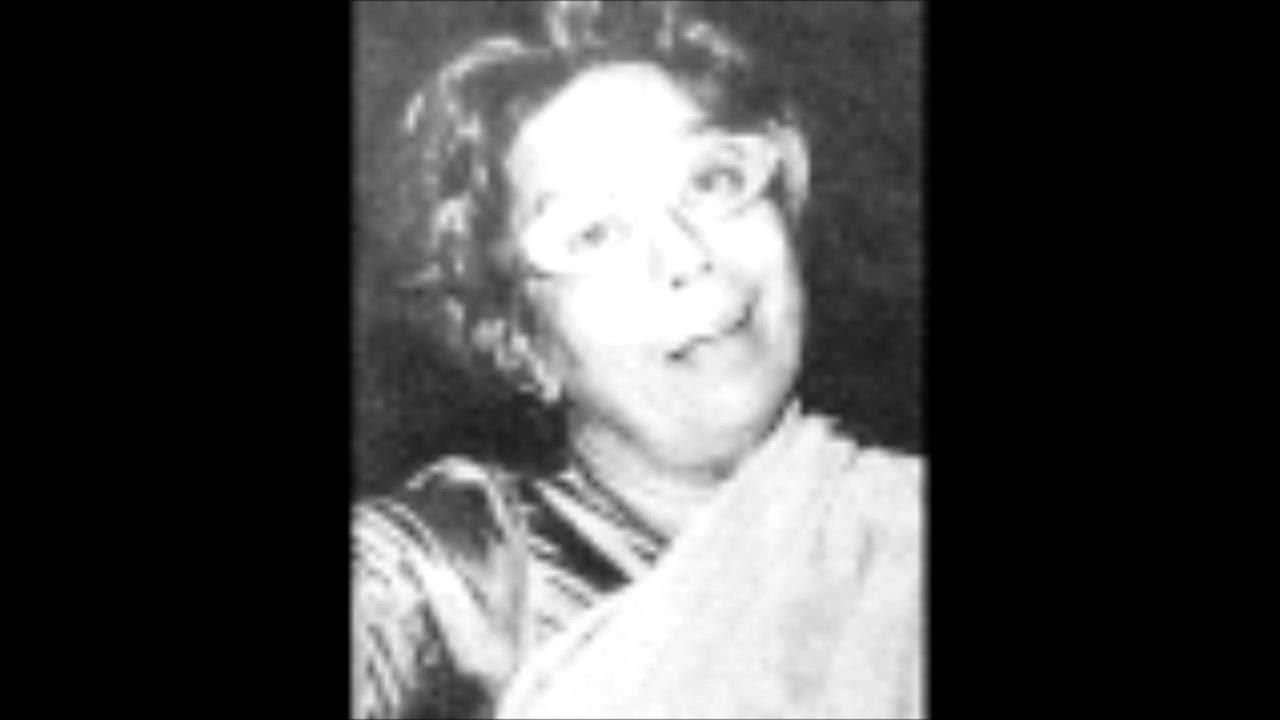 Mere Dil Mein Aayiye Lyrics - Shamshad Begum