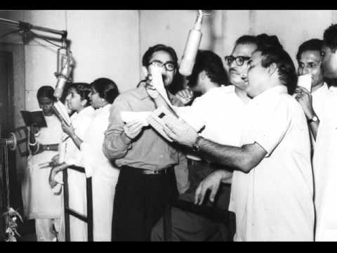 Mere Ghar Se Pyar Ki Palki Lyrics - Prabodh Chandra Dey (Manna Dey)