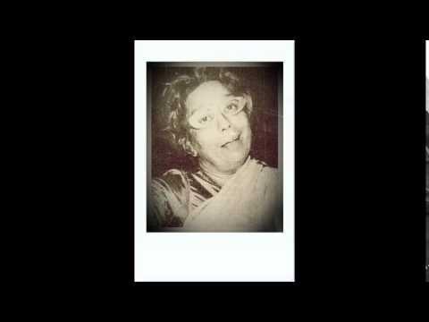 Mere Husn Ke Charche Aam Lyrics - Shamshad Begum