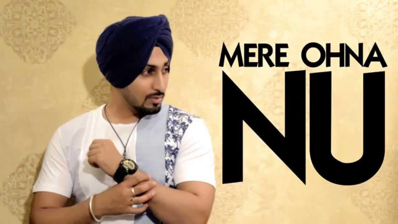 Mere Ohna Nu (Title) Lyrics - Anmol Preet