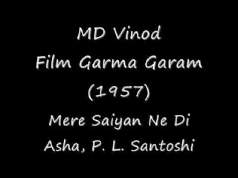Mere Saiyaan Ne Diye Lyrics - Asha Bhosle