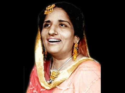 Meri Galiyo Ki Nishani Lyrics - Surinder Kaur