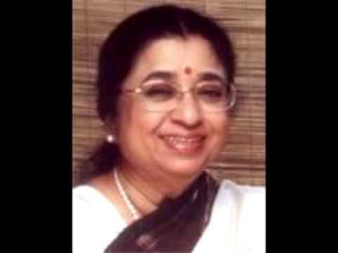 Meri Jhilmil Jhilmil Bindiya Lyrics - Asha Bhosle, Usha Mangeshkar