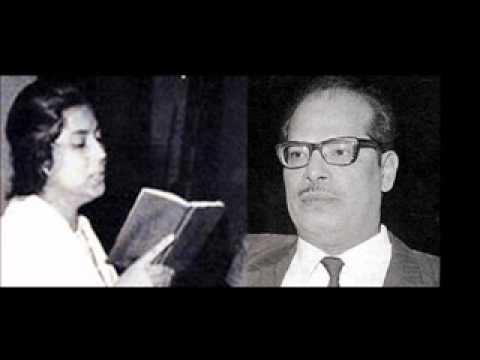 Mil Gaye Duniya Mein Lyrics - Prabodh Chandra Dey (Manna Dey), Suman Kalyanpur