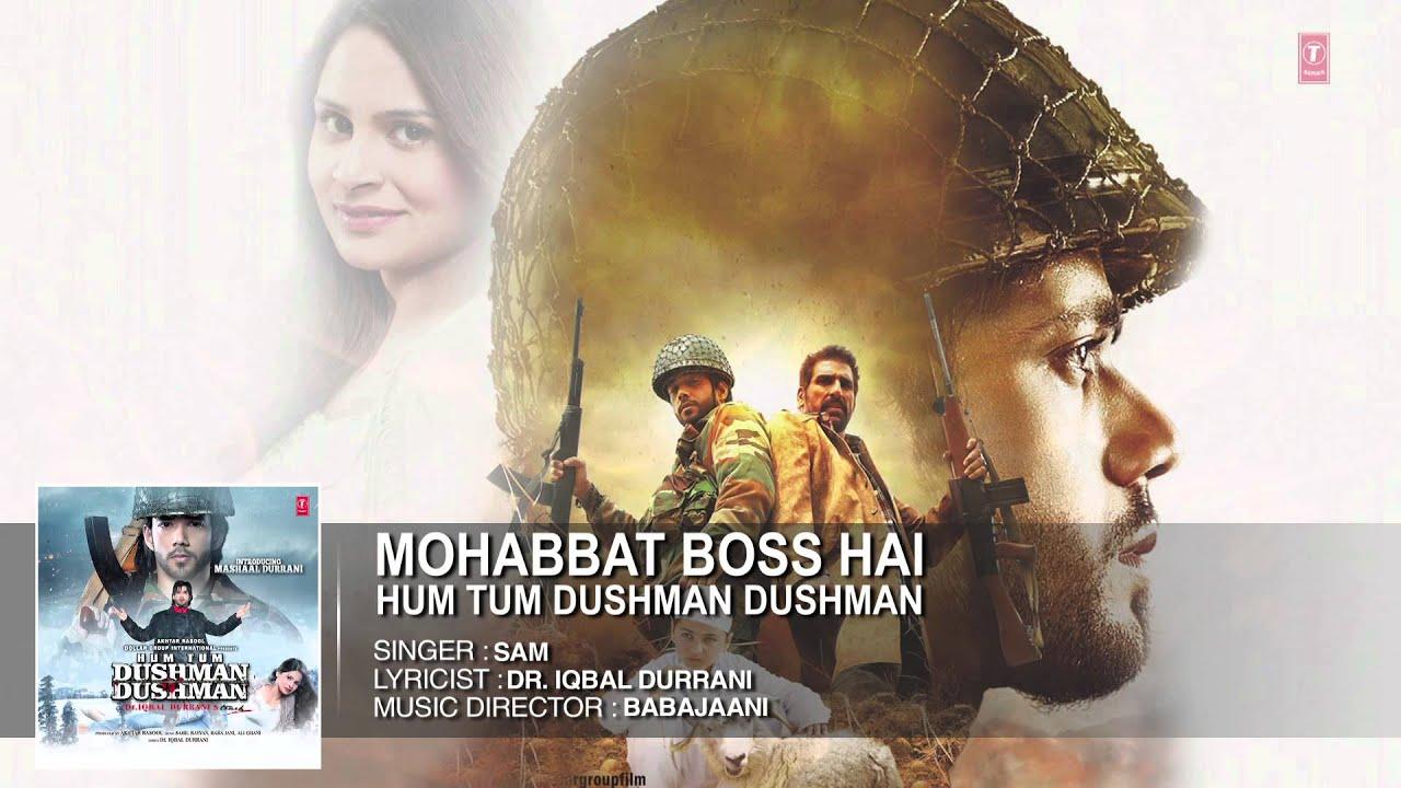 Mohabbat Boss Lyrics - Sam