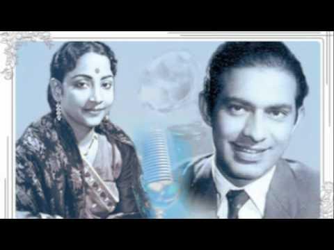Mohabbat Ki Duniya Mein Lyrics - Geeta Ghosh Roy Chowdhuri (Geeta Dutt), Talat Mahmood