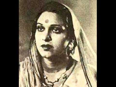 More Balamwa Lyrics - Amirbai Karnataki
