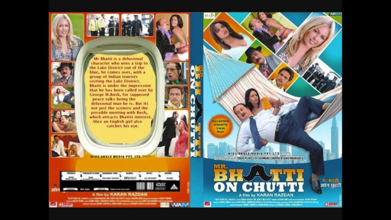 Mr. Bhatti On Chutti (Title) Lyrics - Flexie Muse, Mika Singh