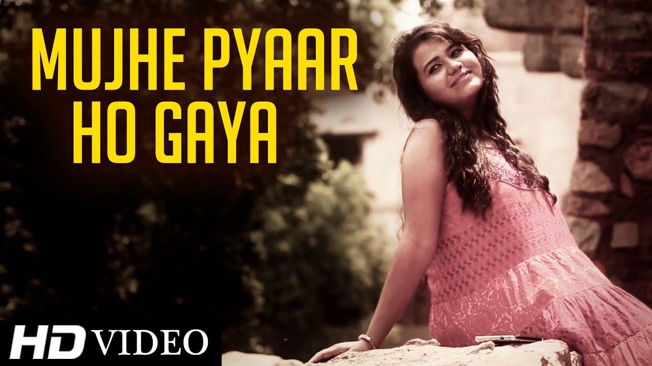 Mujhe Pyaar Ho Gaya (Title) Lyrics - Divya Srivastava