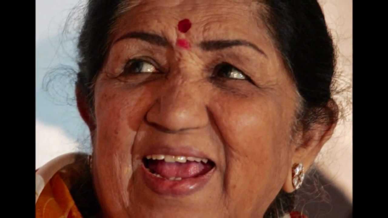 Mujhko Hai Tujhse Pyar Kyun Lyrics - Lata Mangeshkar