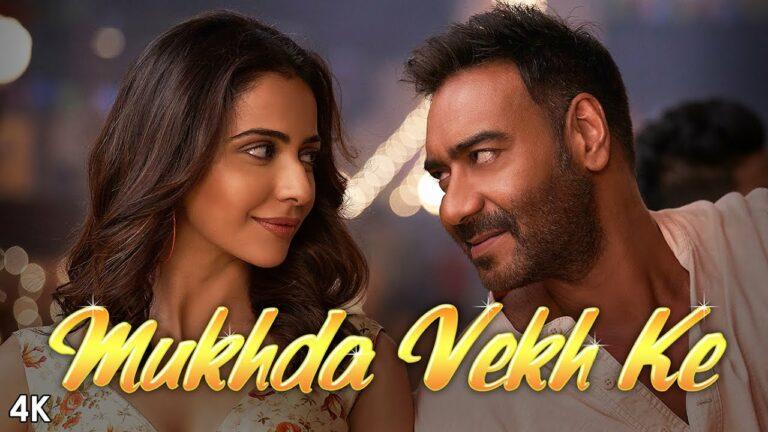 Mukhda Vekh Ke Lyrics - Dhvani Bhanushali, Mika Singh