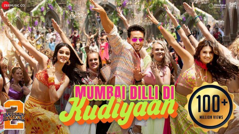 Mumbai Dilli Di Kudiyaan Lyrics - Dev Negi, Payal Dev, Vishal Dadlani