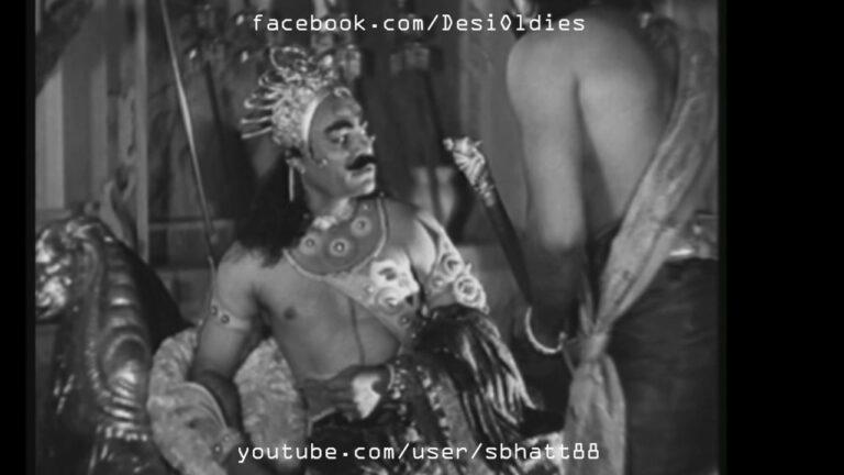 Naachat Jhoomat Jaayein Lyrics - Parshuram, Ramchandra Marathe, Shanta Apte