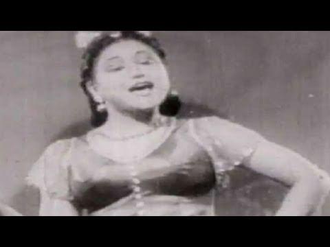 Naache Ghoda Naache Lyrics - Geeta Ghosh Roy Chowdhuri (Geeta Dutt)
