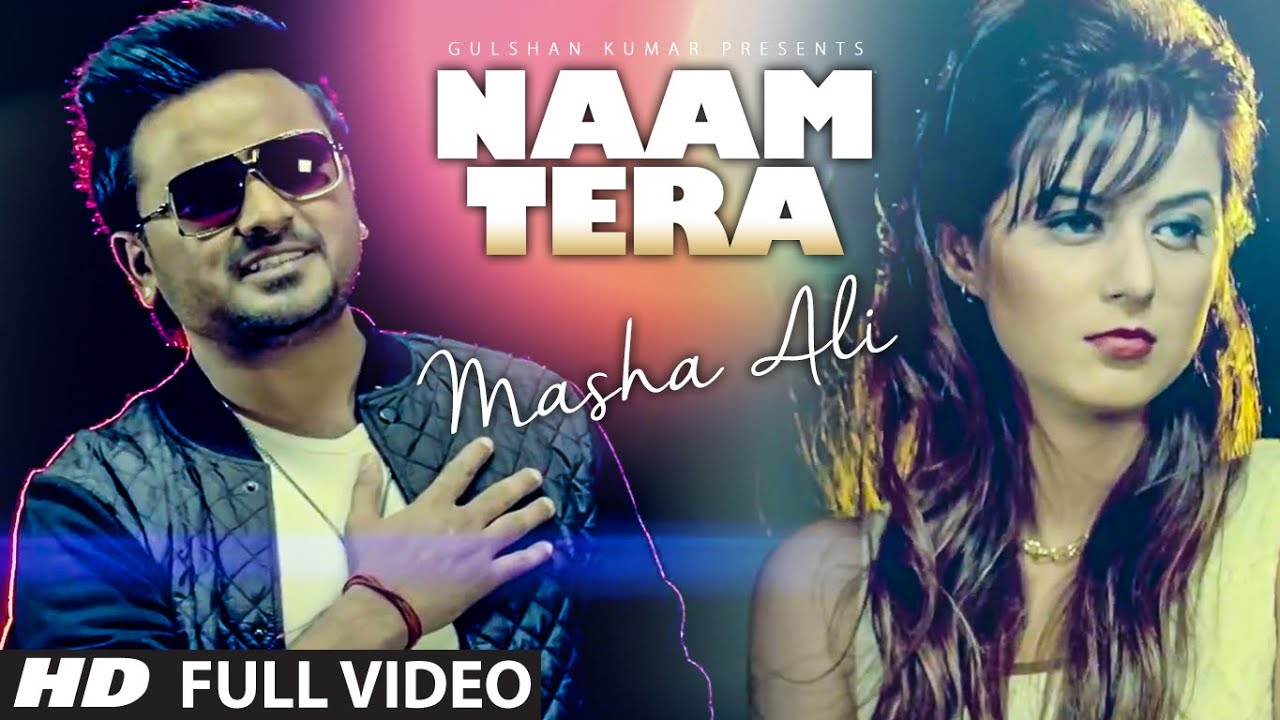 Naam Tera (Title) Lyrics - Masha Ali