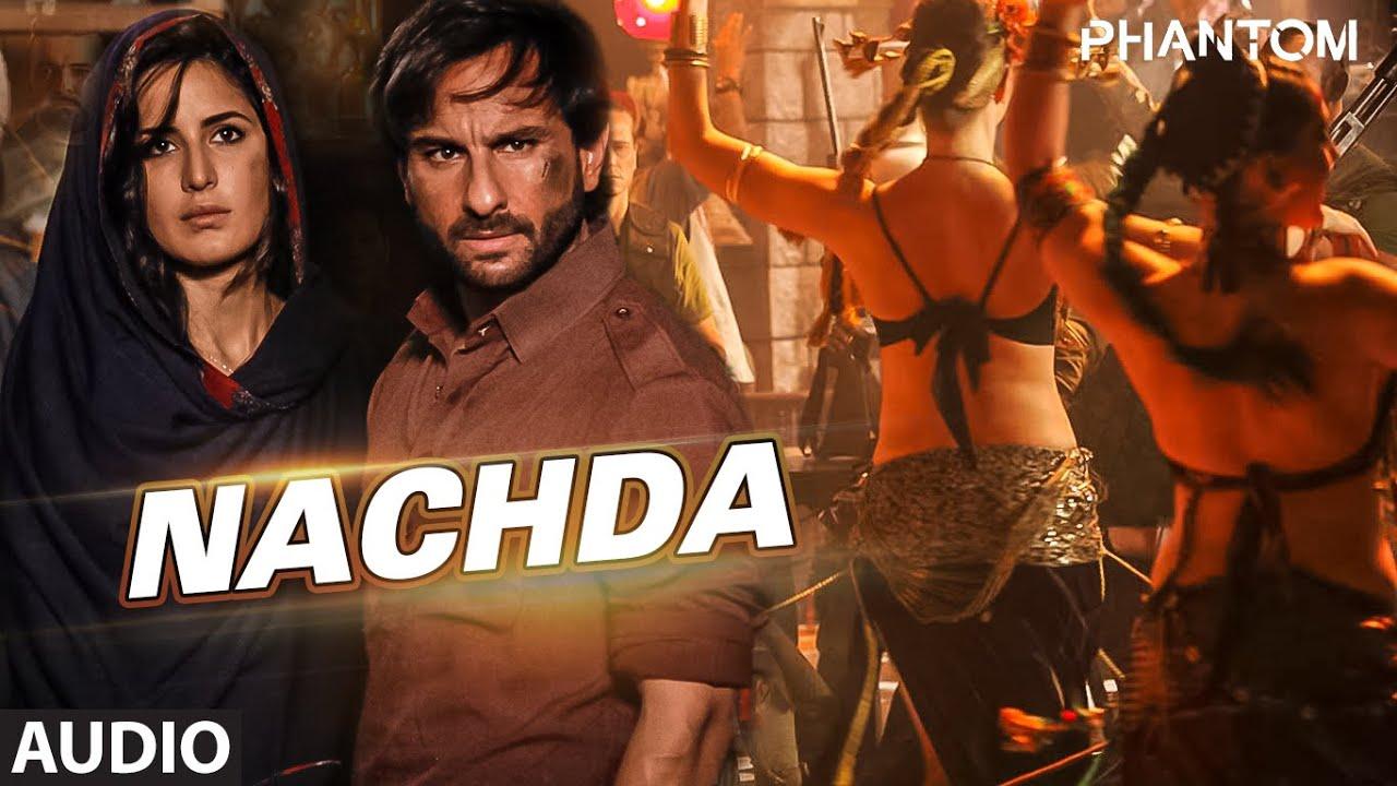 Nachda Lyrics - Shahid Mallya