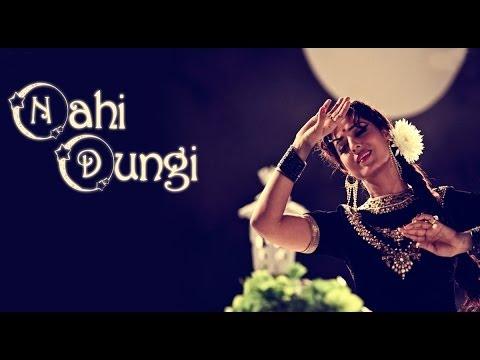 Nahin Dungi Lyrics - Rupmatii Jolly