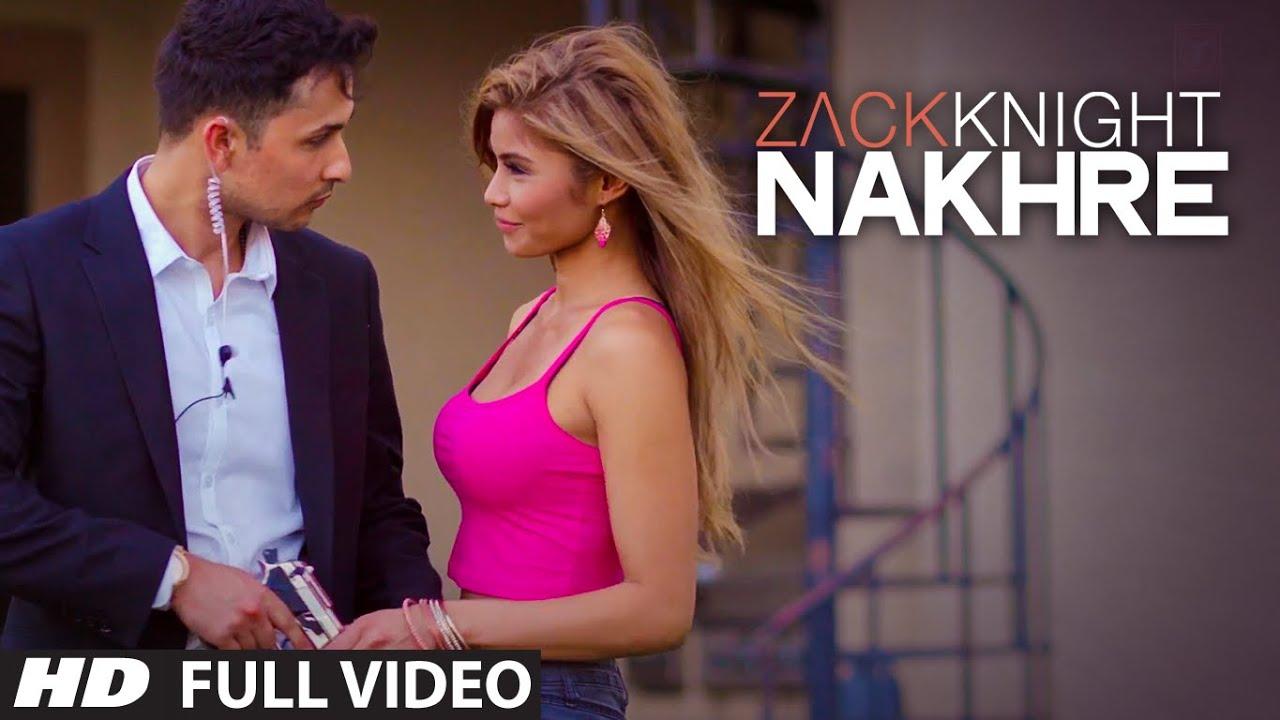 Nakhre (Title) Lyrics - Zack Knight