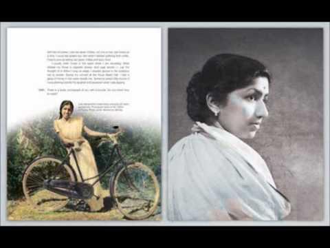 Nashe Me Jo Daulat Ke Lyrics - Lata Mangeshkar