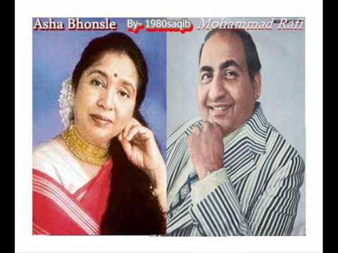 Nashili Hawa Hai Sama Hai Gulabi Lyrics - Asha Bhosle, Mohammed Rafi