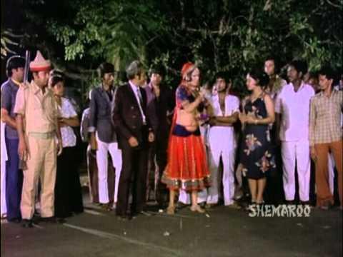 Nathaniya Kaga Lekar Bhaga Lyrics - Asha Bhosle