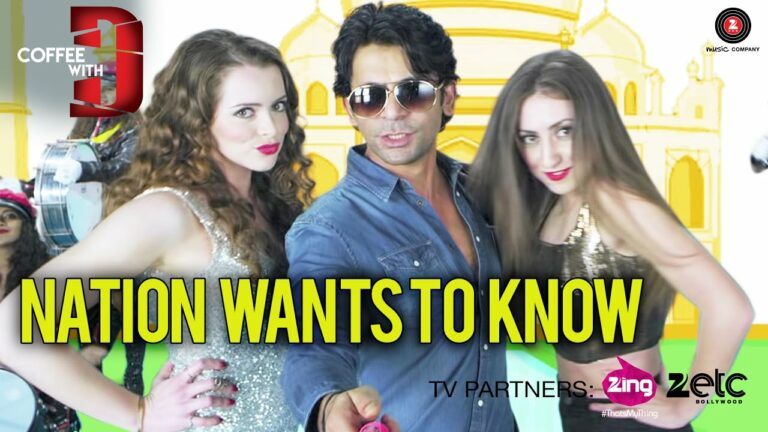 Nation Wants To Know Lyrics - Shaan