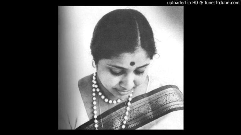 Nazar Se Dil Mein Samaane Waale Lyrics - Asha Bhosle
