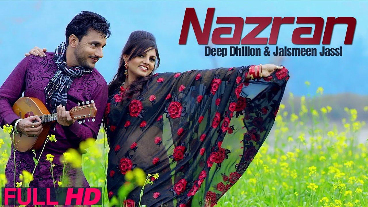 Nazran (Title) Lyrics - Deep Dhillon, Jaismeen Jassi