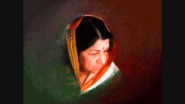 Neelaam Ghar Mein Humne Lyrics - Lata Mangeshkar