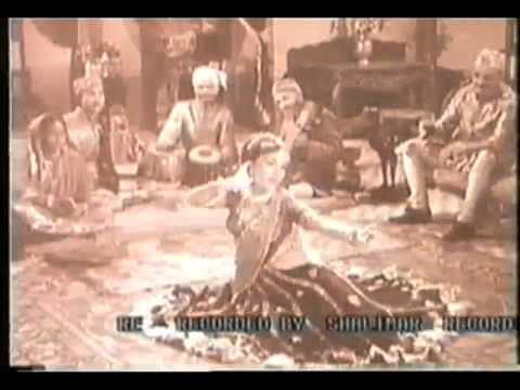 Nigaahen Ladte Hi Lyrics - Shamshad Begum