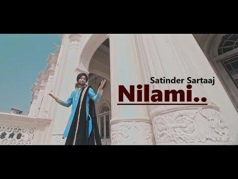 Nilami Lyrics - Satinder Sartaaj