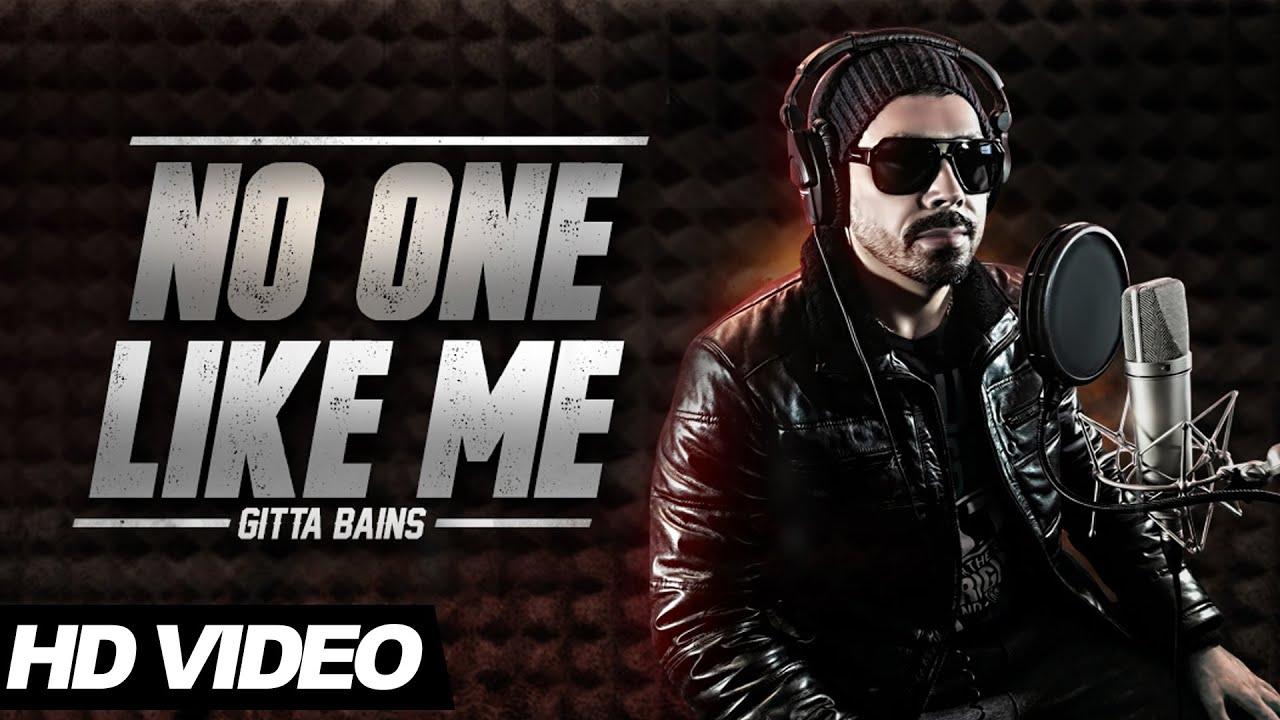 No One Like Me (Title) Lyrics - Gitta Bains