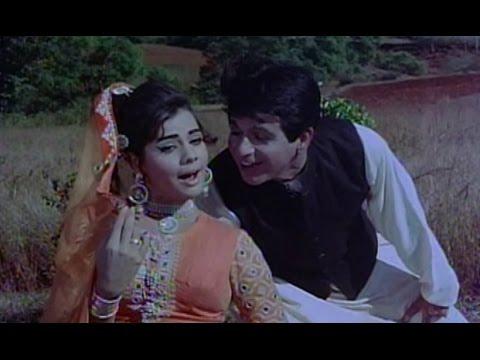 O Balam Tere Pyar Ki Thandi Aag Lyrics - Asha Bhosle, Mohammed Rafi
