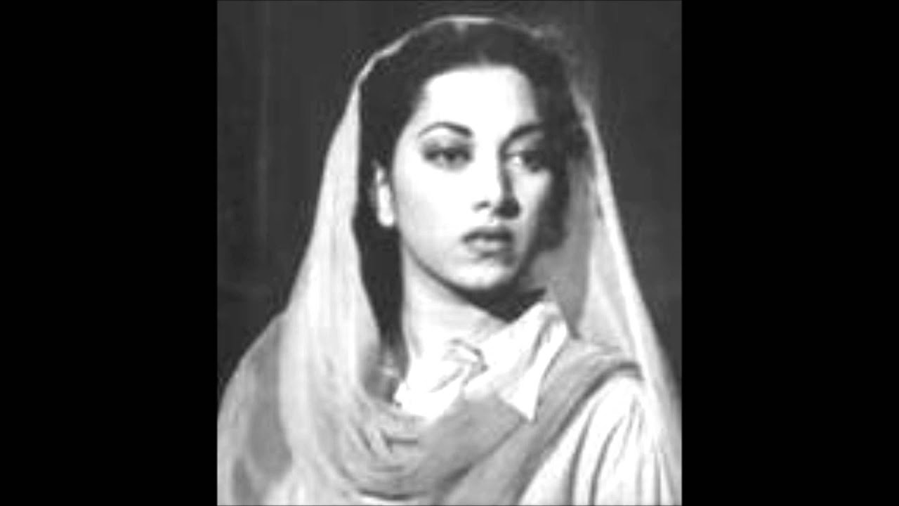 O Door Jaane Wale Lyrics - Shamshad Begum